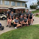 Girls Varsity Golf beats Princeton Community 205 – 224