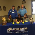 Raquel Pachicano Signs Letter of Intent with SCU