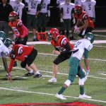 Cards suffer first home loss to Episcopal 41-42