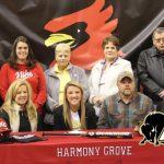 Dempsey signs with Harding University