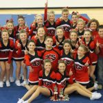 Jr Cheer earns Grand Champions