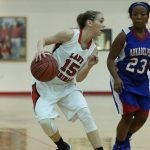 Strong 4th quarter lifts Lady Cards over Arkadelphia 33-30