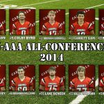 Football earns post-season honors