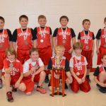3rd grade wins AAA Division Championship