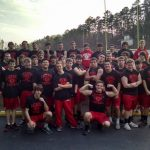 Iron Cards compete at Ft. Lake