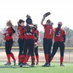 Lady Cards go 2-1 in LA Tourney
