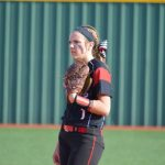 Dempsey throws no-hitter as the Lady Cardinals defeat Bismark 16-0