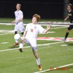 McCormick's hat trick helps Cards cruise past Academic Plus 7-2
