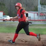 Hot bat leads the Lady Cardinals past Sheridan 9-5
