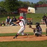 Caplinger's big day not enough, as the Cardinals lose 8-2 to Bauxite