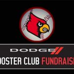 Cardinal Baseball teams up with Landers Chrysler Dodge Jeep for 'Dodge Booster Club Fundraiser' on May 1st