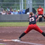 The Lady Cardinals fend off Perryville's late push, hold on 4-2