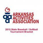 2015 State Baseball / Softball Tournament Bracket