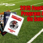 Football Program Ads On Sale