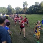 Lady Cards compete at OBU Cross Country Meet