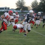 Conway Christian slips by the Junior Cardinals, 7-6