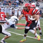 Cardinals shutout Conway Christian in the second half and cruise to a 51-21 victory