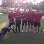 Cards win District Golf Tournament, Lady Cards finish 2nd