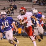 Junior Cards beat Jessieville on the road, 46-8