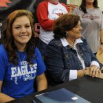 Helmich signs with Williams Baptist College