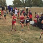 Cross Country compete at Oaklawn Park