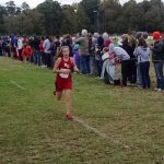 XC compete at the AAA State Meet