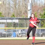 Early lead gives the Lady Cardinals victory over Baptist Prep, 12-0