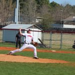 Jordan Jones leads the Harmony Grove Cardinals to 2-0 victory thanks to 8 strikeouts
