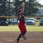 LJ Helmich throws no-hitter as the Lady Cardinals defeat Perryville 11-0