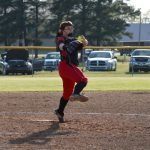 The Lady Cardinals get 9 strikeouts from LJ Helmich, win 4-0 over Lake Hamilton