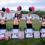 Lady Cards secure conference championship on senior night