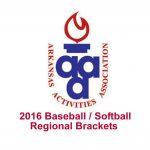 Baseball / Softball Regional Brackets