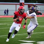 Fountain Lake hands Cards first loss of the season