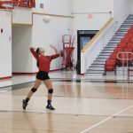 Lady Cardinals earn number one seed in district tournament