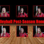 Volleyball post-season honors