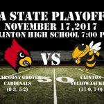 HG on the road again in round two of playoffs