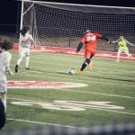 Cardinal Soccer Rallies Too Late Against Leopards