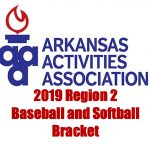 3A Region 2 Baseball and Softball brackets