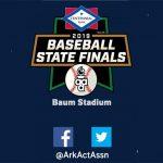 2019 State Baseball Finals
