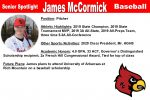 Senior Spotlight: James McCormick