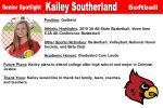 Senior Spotlight: Kailey Southerland