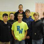 HS Academic Team Heads to Regionals