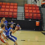 Basketball Teams Head to Hydro-Eakley