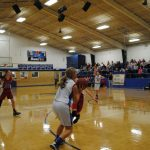 UCJH Lady Tigers Improve to 4-4