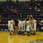Union City High School Varsity Basketball beat Apache 65-57