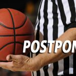 January 13th Basketball Games Postponed