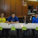 JH Academic Team advances to Regionals