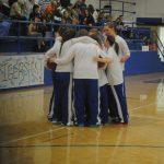 Union City High School Girls Varsity Basketball falls to Calumet 29-42
