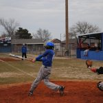 Union City Middle School Baseball beat Riverside Indian School 7-3