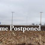 Softball Game Postponed
